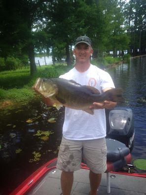 Caddo Lake Guide Report